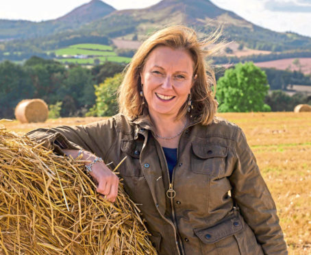 Rachael Hamilton, the Scottish Conservatives' new shadow rural economy secretary.