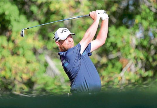 David Drysdale lost a five-hole playoff at the Qatar Masters in his 498th tour appearance.