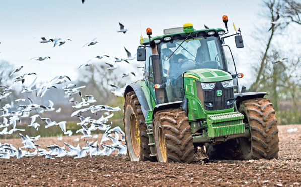 NFUS said meeting the three-crop rule for many farmers has been almost impossible.