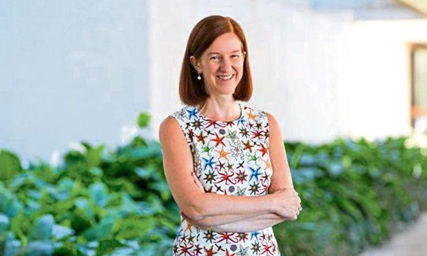 Professor Suzanne Miller.