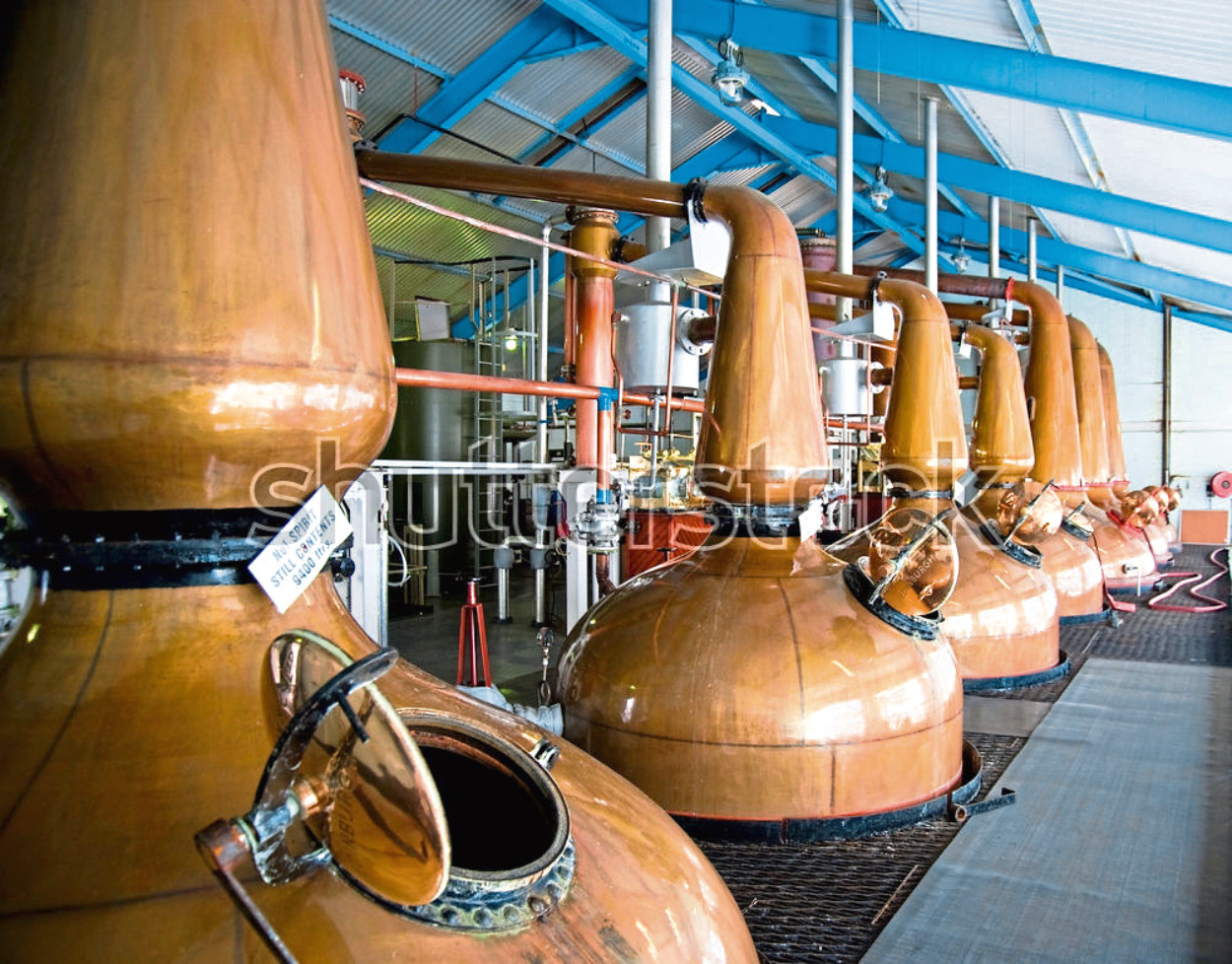 The distilling industry is keen to ensure the purity of its products amid fears for the use of land for malting barley.