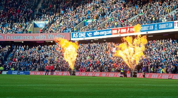 Murrayfield on an international matchday has become a hot ticket.