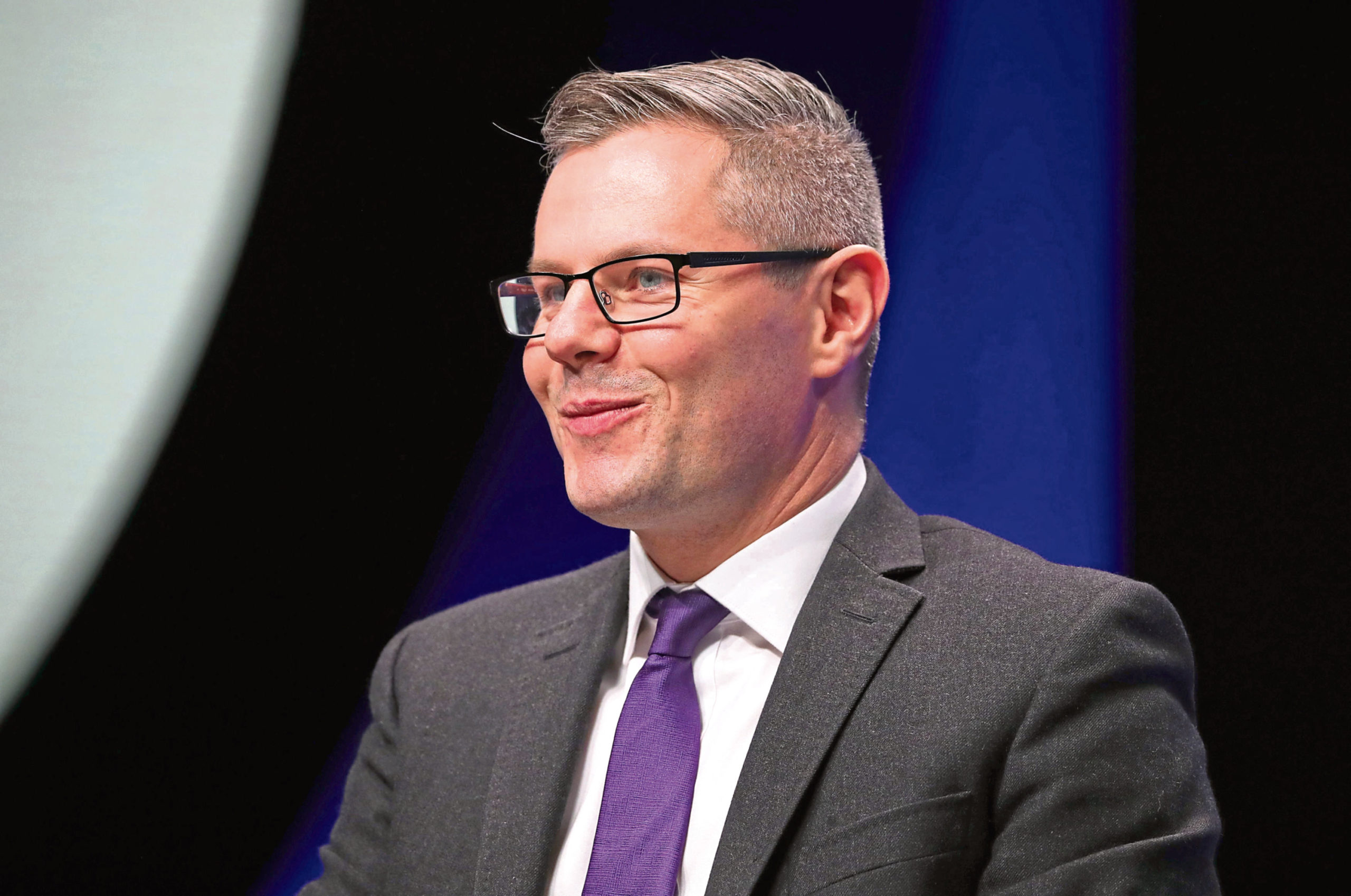Derek Mackay, the former finance secretary.