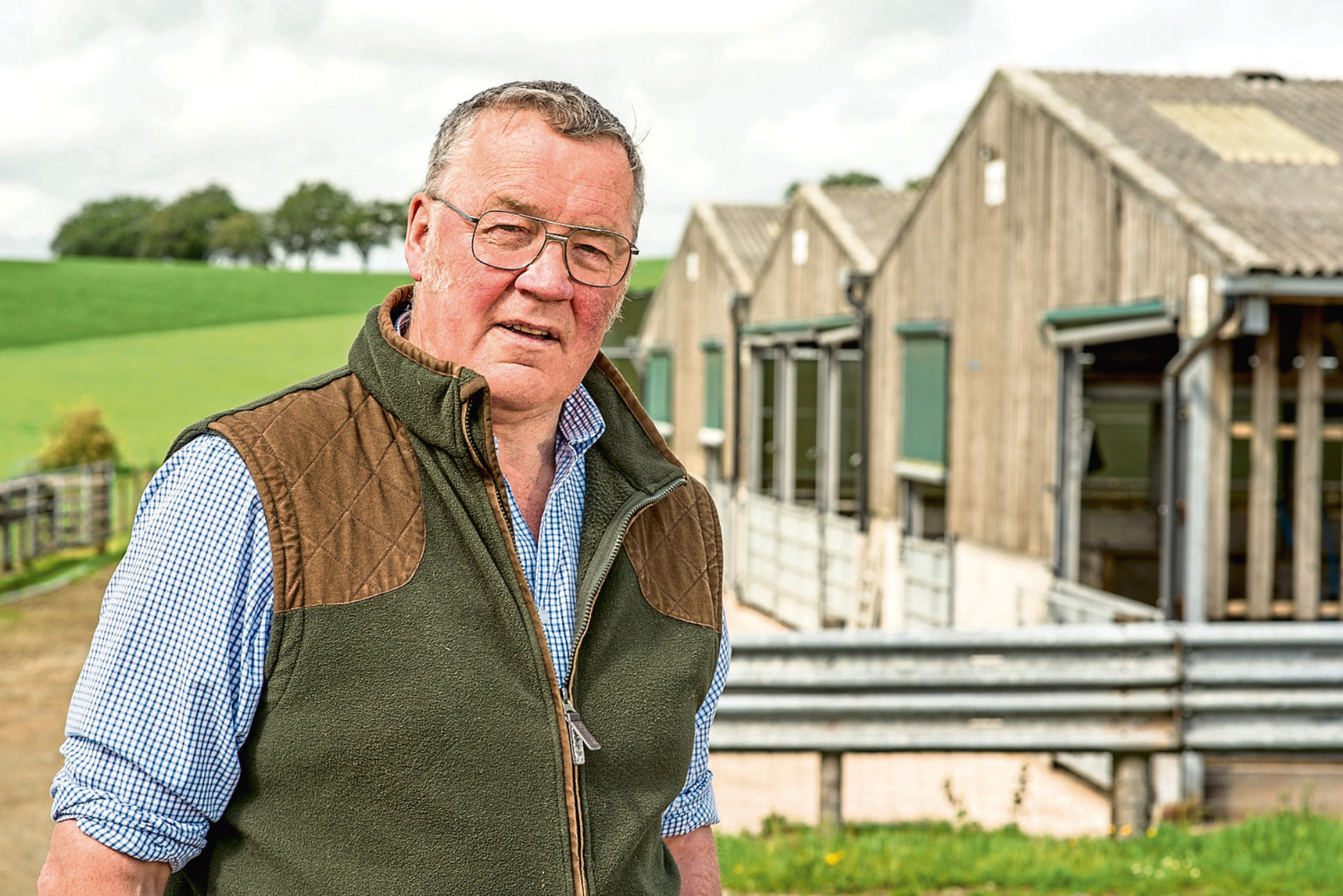 NFUS president Andrew McCornick said the supply of farm labour remains an issue.