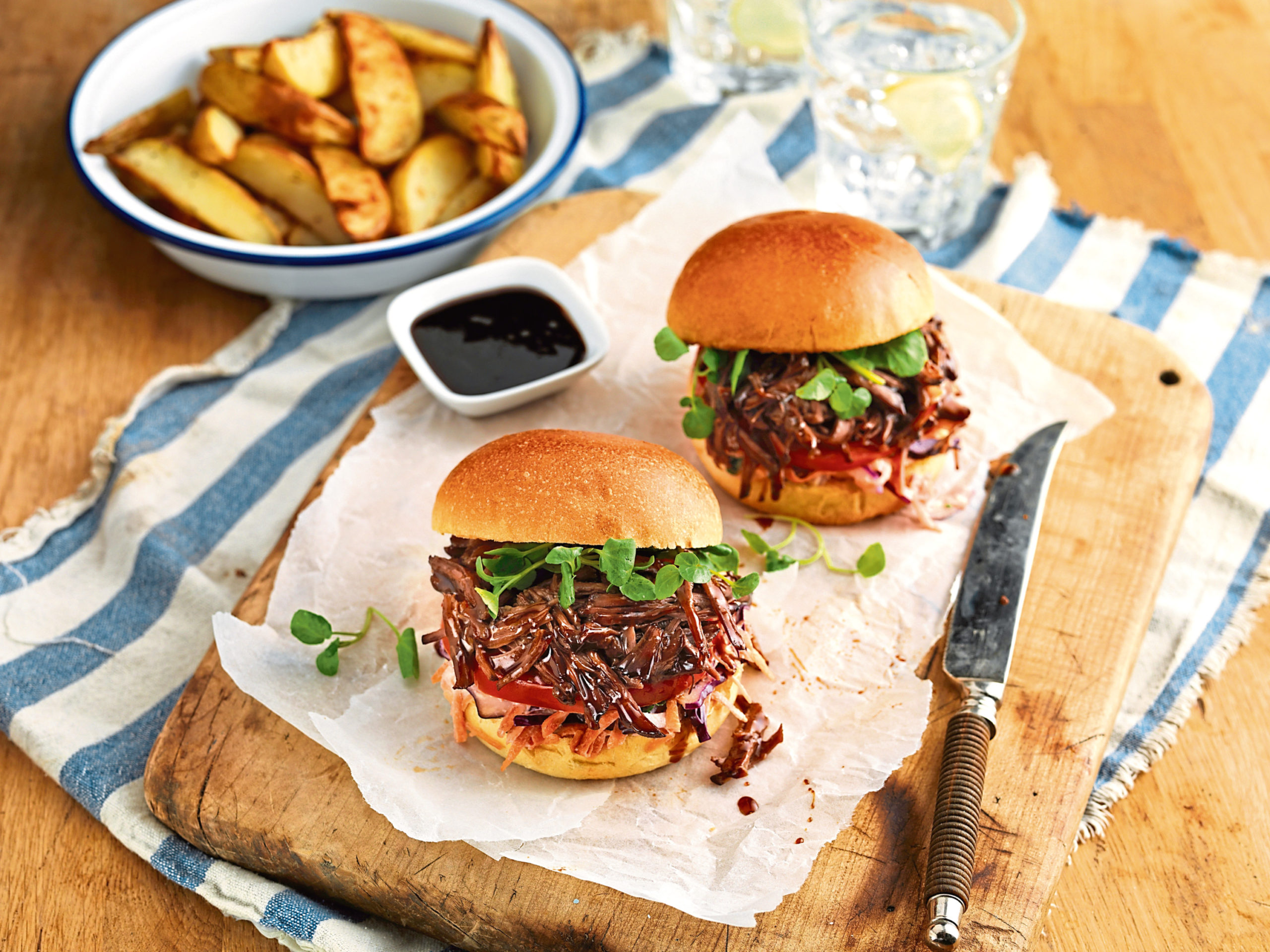 Meat products like burgers, mince and roasting joints are increasing in popularity.
