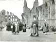 The Arbroath Abbey Pageant of 1966.