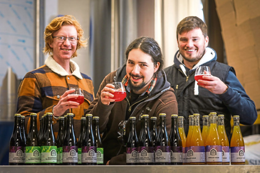 Dundee sour beer firm Vault City Brewing expands production - The Courier