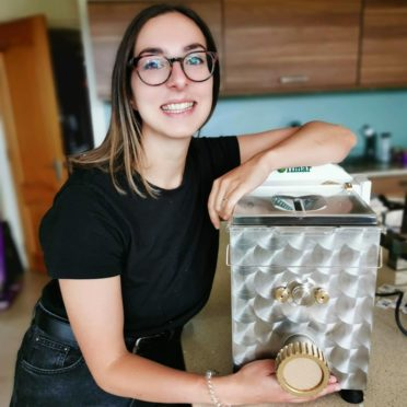 Chiara Di-Ponio Horne, founder of authentic Italian cuisine business, Mezzaluna.