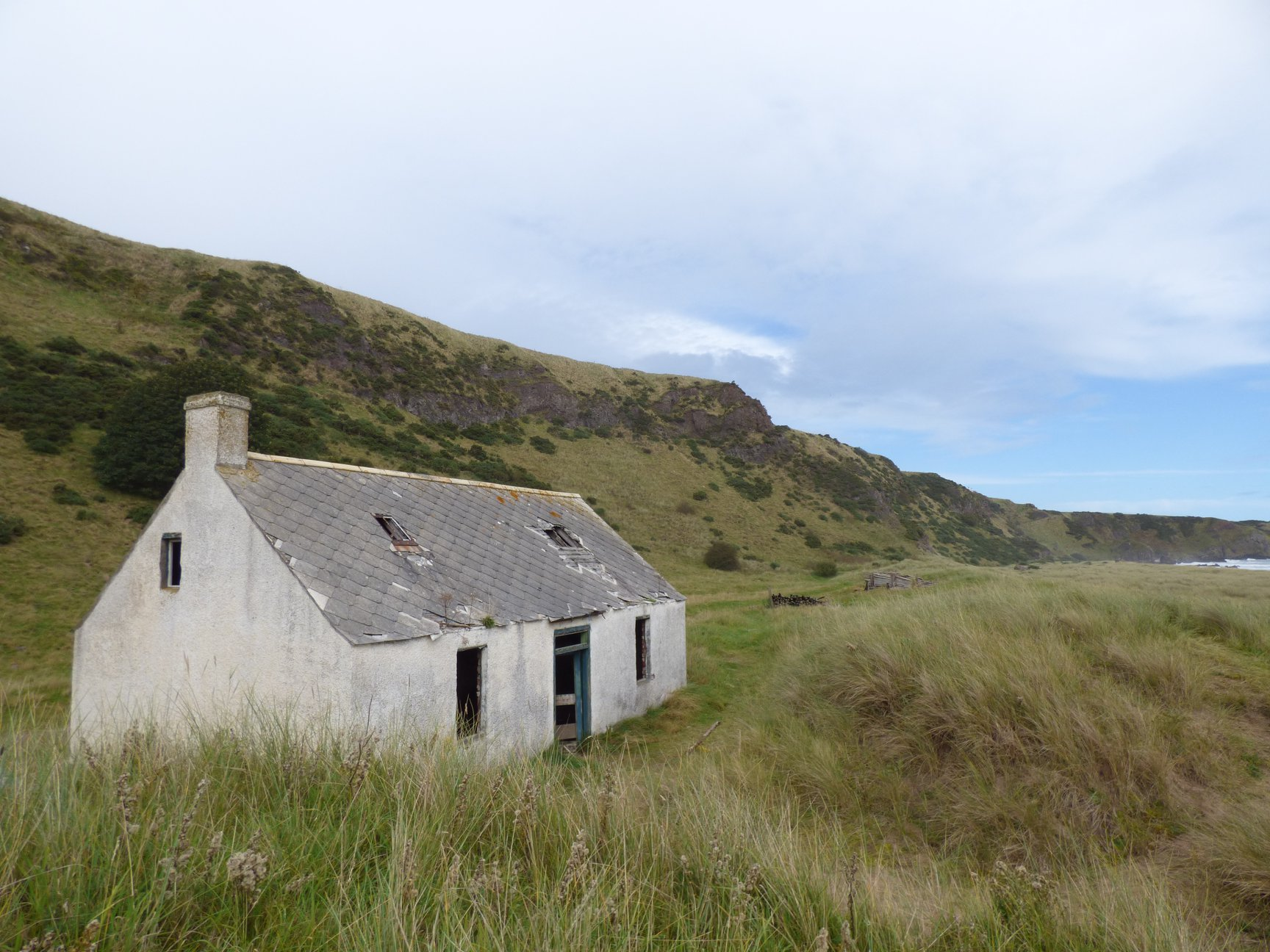 One of the St Cyrus bothies. Pic: SNH.
