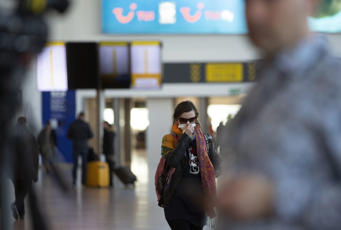 British travellers are being told to come home.