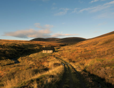 Allt Scheicheachan is among bothy bagger, author and photographer Geoff Allan's favourites.
