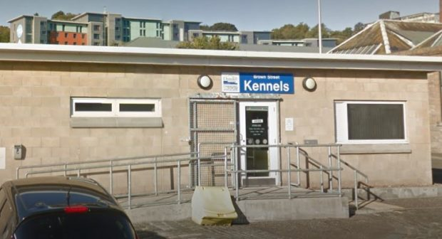 Brown Street Kennels, Dundee (stock image).