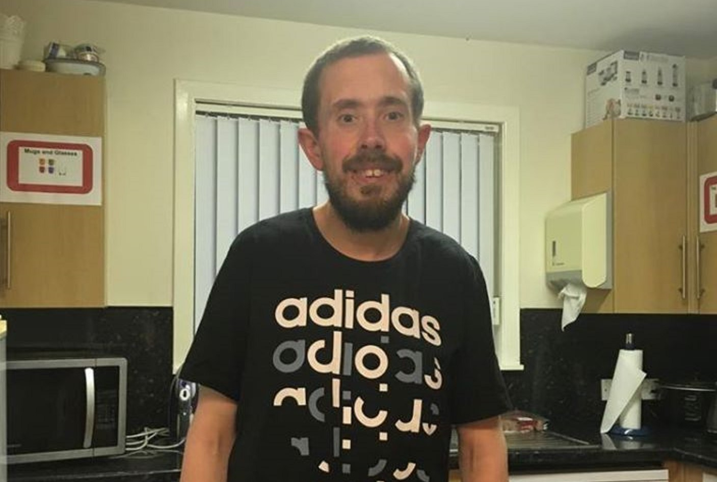 Police are searching for Glenrothes man Craig Houston.