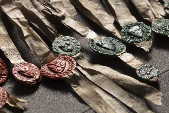 Declaration of Arbroath seals