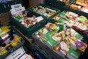 Foodbank donations.