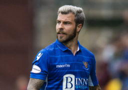 Ex-St Johnstone defender Richard Foster on contract limbo, Ross County future and finishing season