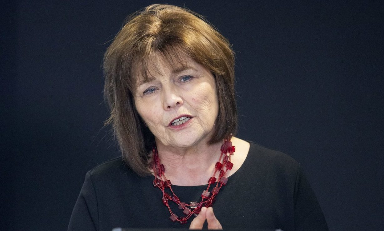 Health Minister Jeane Freeman.