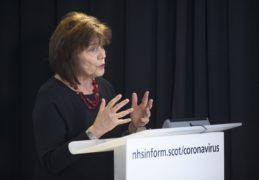Cabinet Secretary for Health and Sport Jeane Freeman