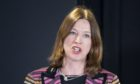 Chief Medical Officer for Scotland Catherine Calderwood speaks during First Minister Nicola Sturgeon's briefing on the coronavirus (COVID-19) outbreak at St Andrew's House, Edinburgh, after Prime Minister Boris Johnson has put the UK in lockdown to help curb the spread of the coronavirus. PA Photo. Picture date: Wednesday March 25, 2020. See PA story HEALTH Coronavirus. Photo credit should read: Jane Barlow/PA Wire