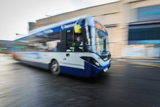 Bus services will be increased during Phase Two