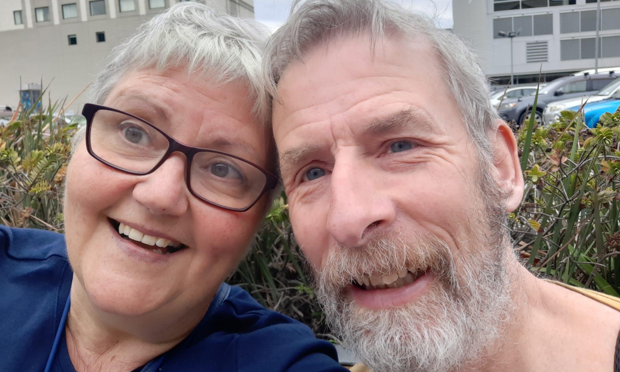 Linda and Gordon Simpson
