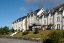 The Macdonald Loch Rannoch Hotel.