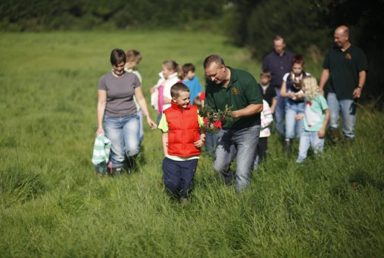 Entries can focus on any farm promotion, including  involvement in Open Farm Sunday.