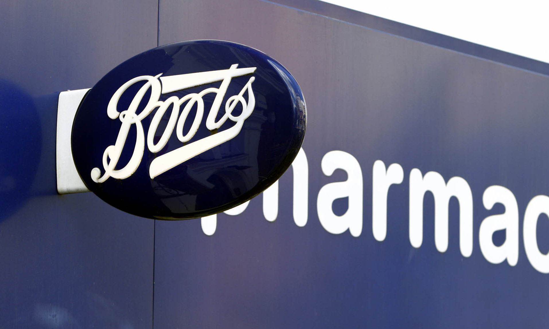 A Boots store.