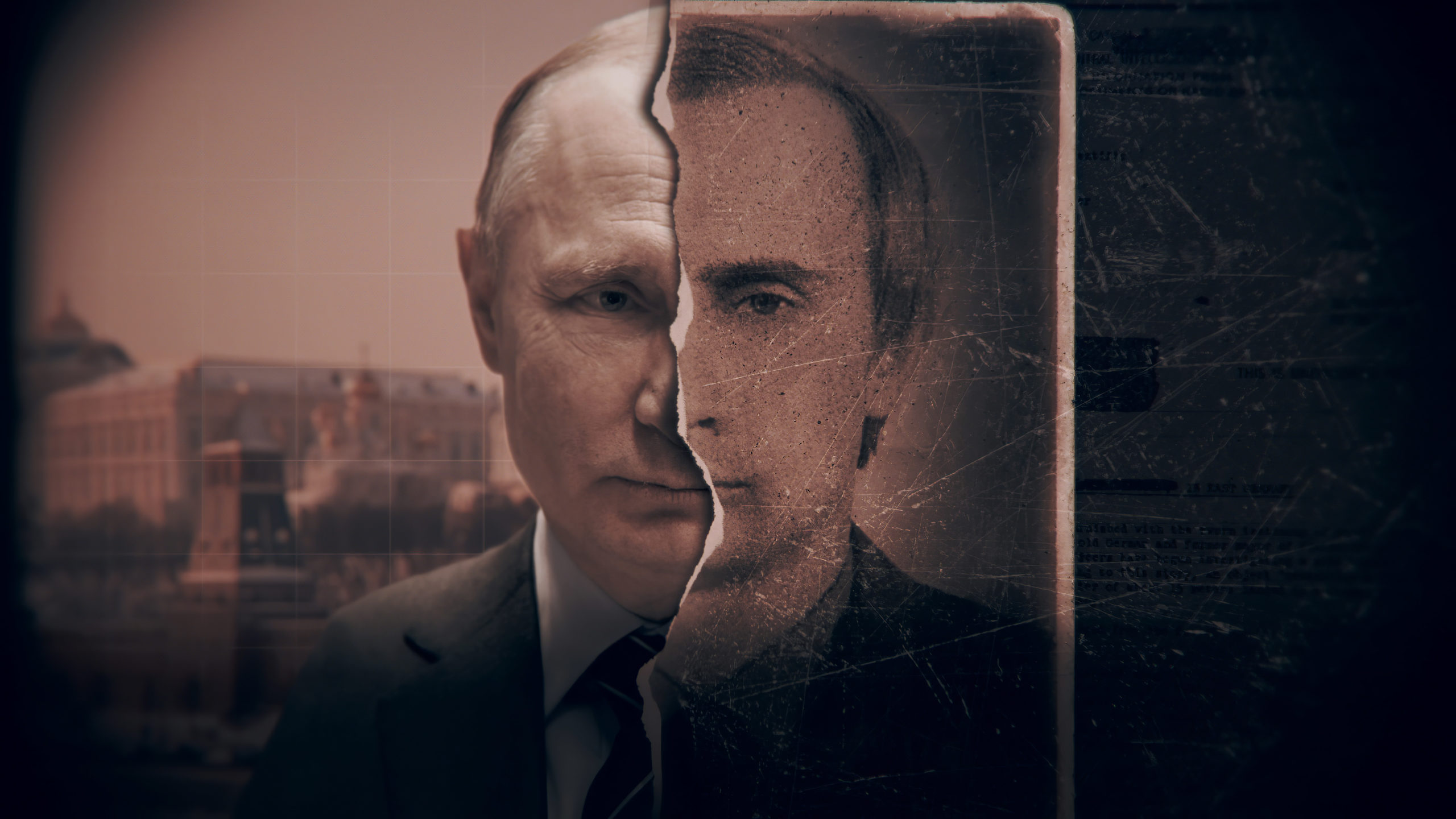 Putin: A Russian Spy Story (Copyright Channel 4)