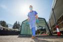 Dr Nico Grunenberg.  Kings Cross Hospital, Clepington Road, Dundee.