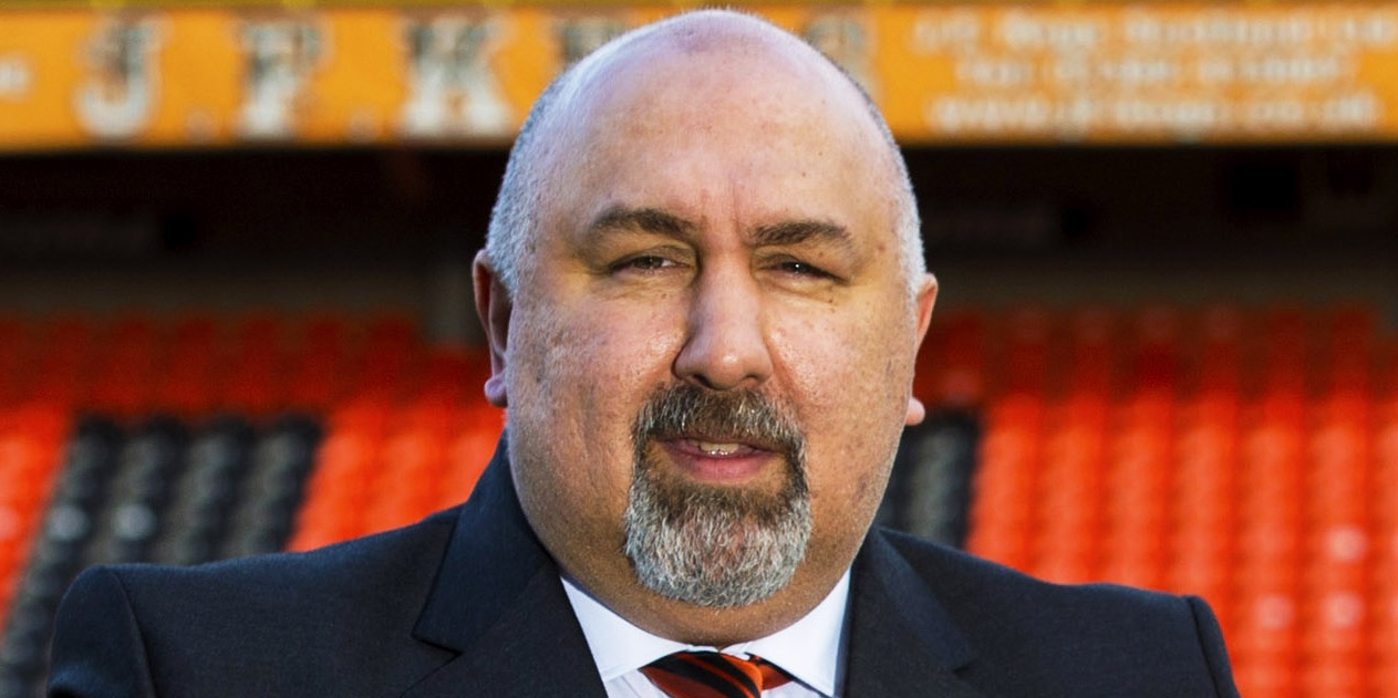 Tony Asghar says United have placed huge focus on mental health