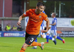 Dundee United defender Adrian Sporle on agony of being unable to return to homeland during coronavirus crisis