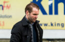 Robbie Neilson after the defeat at Dunfermline.