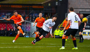 Dundee United 1 Partick Thistle 1: Tangerines continue form dip but also increase lead at top
