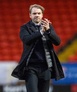 Robbie Neilson's men have enjoyed an outstanding campaign