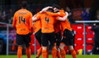 Premiership newcomers Dundee United.
