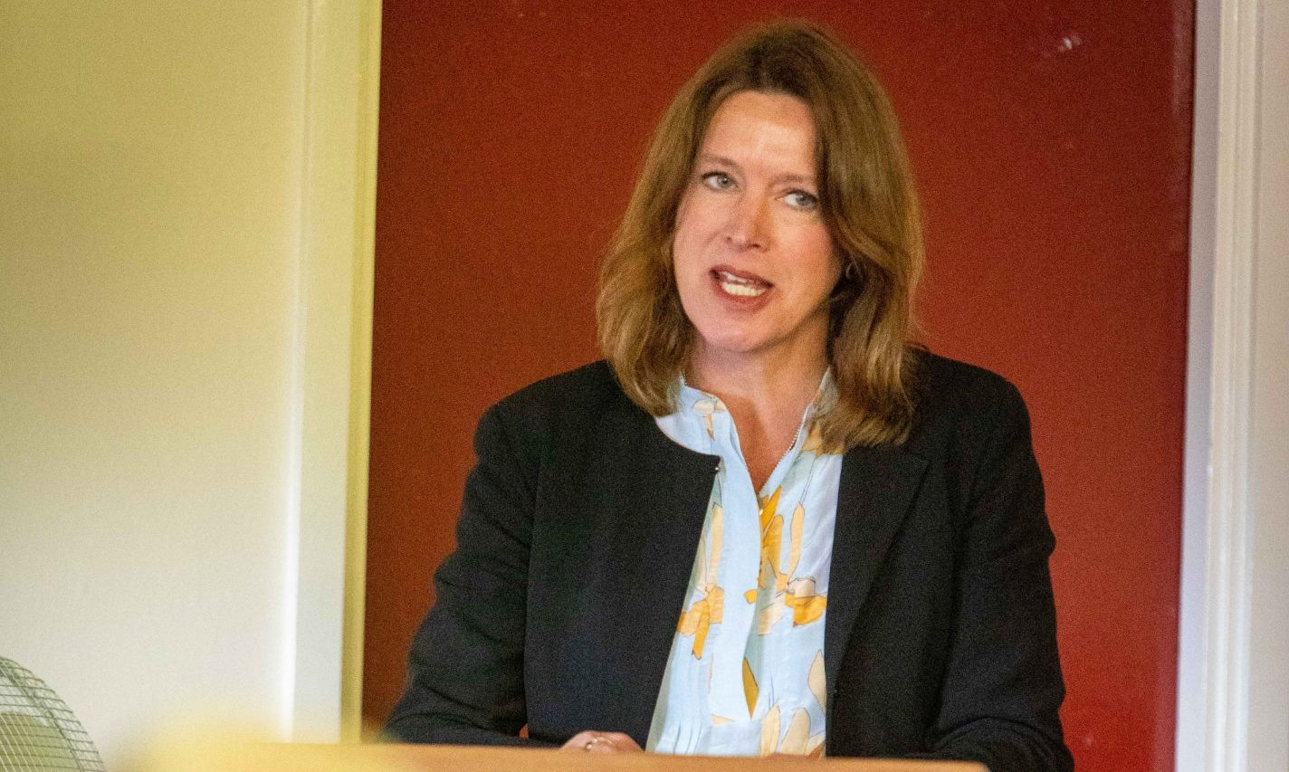 Dr Catherine Calderwood, Chief Medical Officer for Scotland.