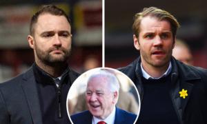 Dundee United and Dundee bosses Robbie Neilson and James McPake face unprecedented challenge during coronavirus shutdown says Craig Brown