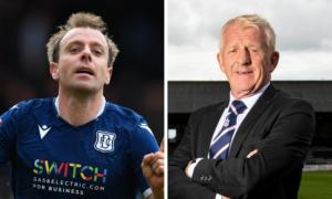Dundee star Paul McGowan opens heart on debt of gratitude to Dark Blues technical director and ex-Celtic boss Gordon Strachan