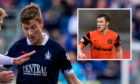 Former Dundee United man Paul Dixon is now starring for Falkirk