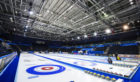 Curling facilities still aren't re-opening.