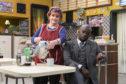 Kate & Koji (Copyright ITV)