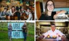 Some of the winners of The Menu Food and Drink Awards 2020.