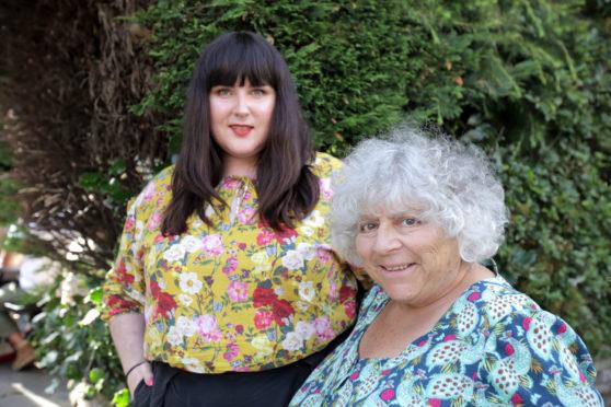 Miriam's Big Fat Adventure (Copyright BBC)