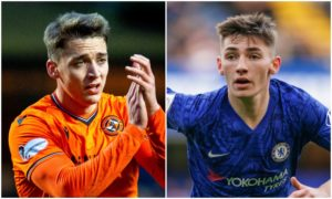 Dundee United rising star Louis Appere named in Scotland U-21 squad with Scot Gemmill also calling up Billy Gilmour