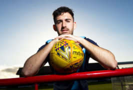 Dundee players are dealing with 'big club' pressure, says Shaun Byrne