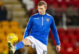 Livingston game a 'must win' for St Johnstone, David Wotherspoon admits