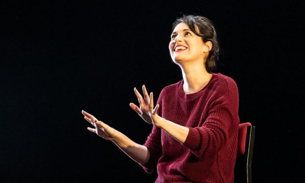 The National Theatre Live performance of Fleabag.