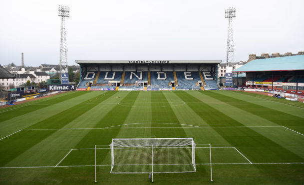 Dundee have placed staff on furlough leave