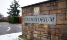An emergency mortuary has been set up at  Inveralmond industrial estate.